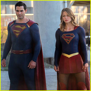 Supergirl & Superman Team Up in New Season Two Trailer!