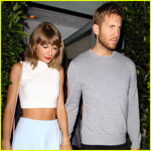 Taylor Swift & Calvin Harris Are Friends Again - Report