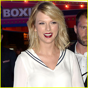 Taylor Swift Is Working on New Music in the Studio!