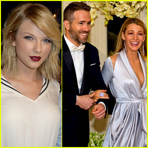Taylor Swift Visits Blake Lively, Ryan Reynolds & New Baby in Hospital! (Report)