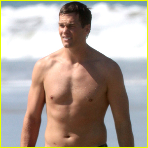Tom Brady Sunbathes in His Birthday Suit Alongside Wife Gisele Bundchen