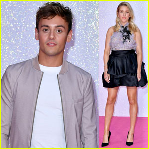 Tom Daley Missed Fiance Dustin Lance Black at 'Bridget Jones's Baby' Premiere in London