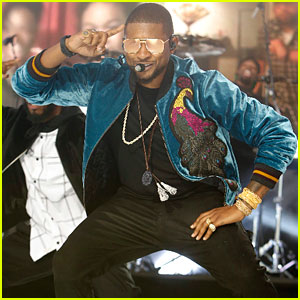 Usher Performs New Song 'No Limit' on 'Jimmy Kimmel Live!' (Video)