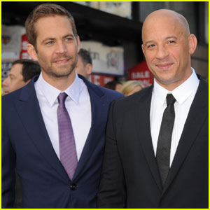 Vin Diesel Says Paul Walker Inspired Him to Have Children