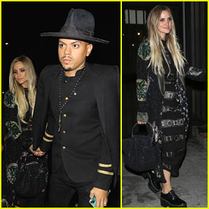 Evan Ross Wishes Wife Ashlee Simpson Happy Birthday with Adorable Insta Post!