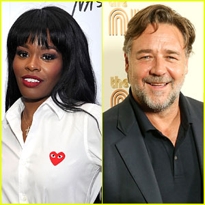 Azealia Banks Tells Her Side of Russell Crowe Story: 'He's Got Beer Belly & Jowls'