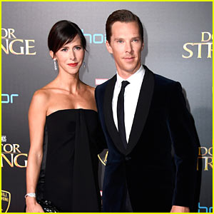 Benedict Cumberbatch & Wife Sophie Hunter Announce Pregnancy at 'Doctor Strange' Premiere!