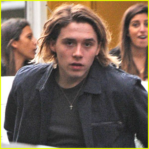 Brooklyn Beckham 'Fell In Love in Kenya' - Watch Now!