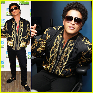 Bruno Mars Says New Album '24K Magic' Is The Best He's Ever Done!