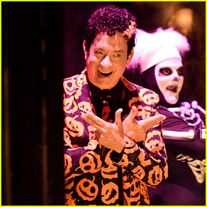 Buy Tom Hanks' David S. Pumpkins Halloween Costume Online!