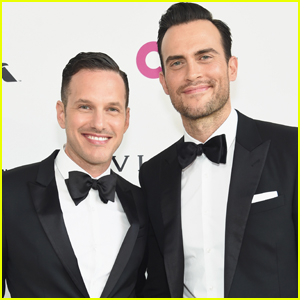 Cheyenne Jackson & Husband Jason Landau Welcome Twins!