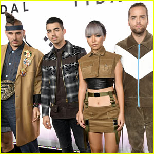 DNCE Performs at Tidal X: 1015: