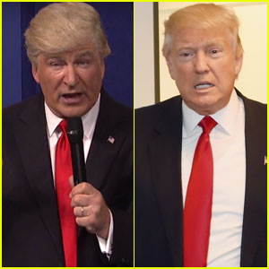 Donald Trump Isn't Impressed With Alec Baldwin's Impression
