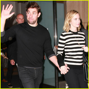 Emily Blunt & John Krasinski Team Up for Live Read of 'Good Will Hunting'