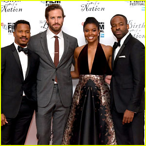 Gabrielle Union Supports Boycotters of 'Birth of a Nation'