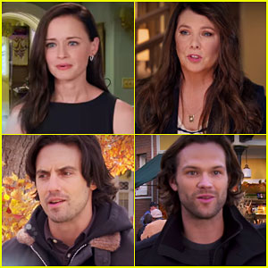 Netflix's 'Gilmore Girls' Debuts New Featurette with Cast Interviews - Watch Now!