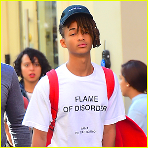 Jaden Smith To Recieve The Male Futures Award at EMA Awards