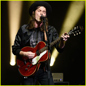 James Bay Plays to Sold-Out Crowd at Radio City Music Hall