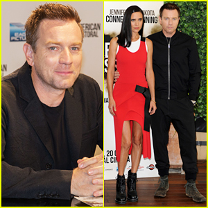 Jennifer Connelly Says Ewan McGregor Was 'Very Confident' Directing 'American Pastoral'!