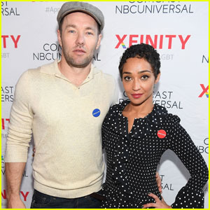 Joel Edgerton & Ruth Negga Are 'Loving' Atlanta Pride