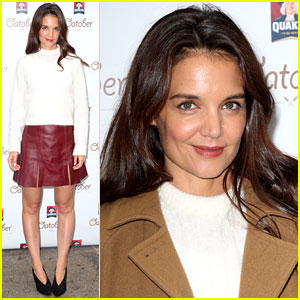 Katie Holmes Partners with Quaker to Launch Oatober Campaign!