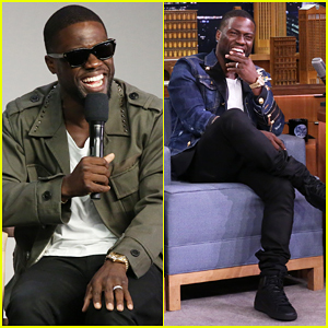 Kevin Hart Plays Would You Rather with Jimmy Fallon! (Video)