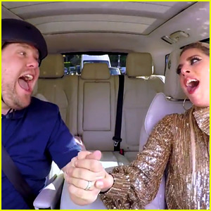 Lady Gaga's 'Carpool Karaoke' with James Corden - Watch Now!