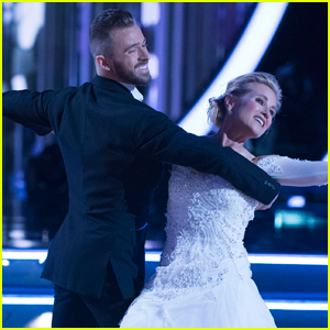 Maureen McCormick Does a Foxtrot on 'DWTS' Week 5 - Watch Now!