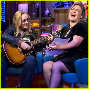 Melissa Etheridge Debuts Song About Angelina Jolie & Brad Pitt After Being Contacted By Her 'Fixer' - Watch Now!
