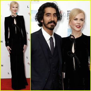 Nicole Kidman Screens 'Lion' in London With Dev Patel