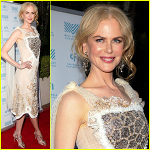 Nicole Kidman Is Ravishing in Rodarte at 'Lion' Screening