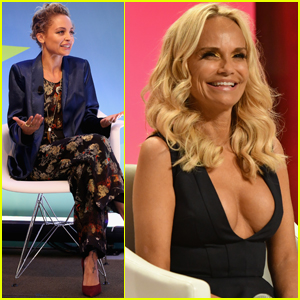 Nicole Richie & Kristin Chenoweth Take the Stage at Advertising Week NY