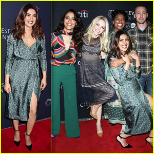 Priyanka Chopra & 'Quantico' Cast Live It Up At PaleyFest!