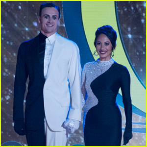 Ryan Lochte Gets in the Cirque du Soleil Mood for 'DWTS' Week 4 - Watch Now!