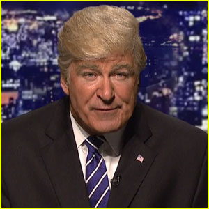 Alec Baldwin Mocks Donald Trump's Apology for Lewd Comments in 'SNL' Cold Open!