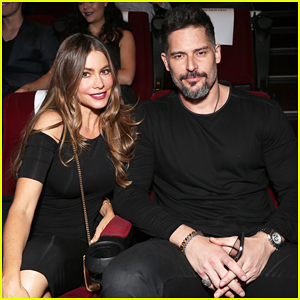 Sofia Vergara & Joe Manganiello Have Date Night At 'We Are X' Premiere!