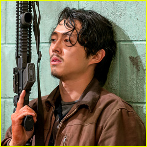 Walking Dead's Steven Yeun (aka Glenn) Says Death on the Show is 'Beautifully Terrible'