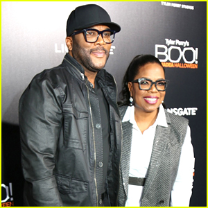 Tyler Perry On Why We Need 'BOO! A Madea Halloween': 'We Just Need To Laugh'!