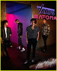 The Vamps Announce New Single 'All Night'!