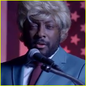 will.i.am Parodies Donald Trump in Funny or Die Music Video - Watch Now!
