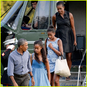 President Obama & Family Will Become Bicoastal - Report