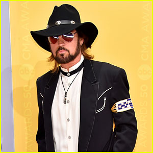 Billy Ray Cyrus Chosen as 'Designated Survivor' at CMAs 2016!