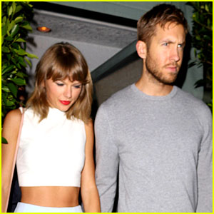 Calvin Harris Calls Working with Taylor Swift a Blessing