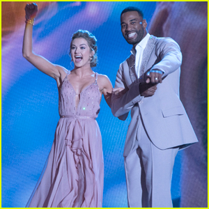 VIDEOS: Calvin Johnson Jr. Gives It His All During 'DWTS' Finals