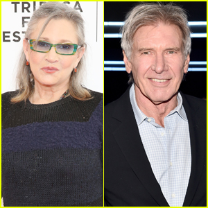 Carrie Fisher Reveals Why She Chose Open Up About Harrison Ford Affair