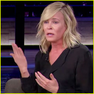 VIDEO: Chelsea Handler Breaks Down Talking About Hillary Clinton's Election Loss