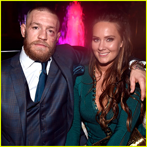 Conor McGregor's Girlfriend Dee Devlin Shares Cute Couple Pics!
