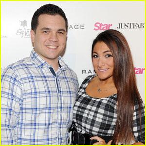 Jersey Shore's Deena Cortese Engaged to Chris Buckner