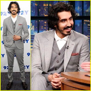 Dev Patel Calls 'Best Exotic Marigold Hotel' Films 'The Avengers' For Over 60's!