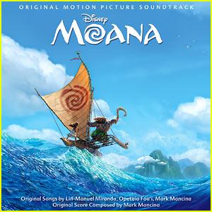 Disney's 'Moana' Soundtrack - Stream & Download!